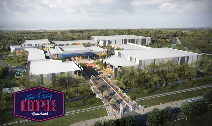 """""""Elvis Presley's Memphis"""" at Graceland Opens March 2-5, 2017 With Grand Opening Celebration Events"""