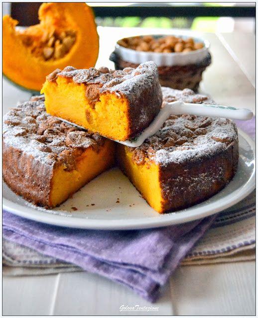 Pumpkin Pie - TORTA DI ZUCCA