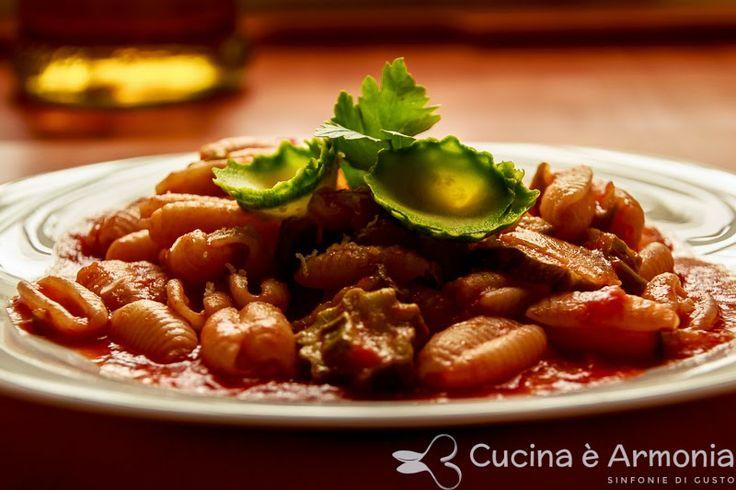 #Gnocchetti #sardi alle #zucchine e #brandy http://www.cucinaearmonia.com/2014/04/gnocchetti-sardi-alle-zucchine-e-brandy.html #food #foodblogger #cucinaearmonia