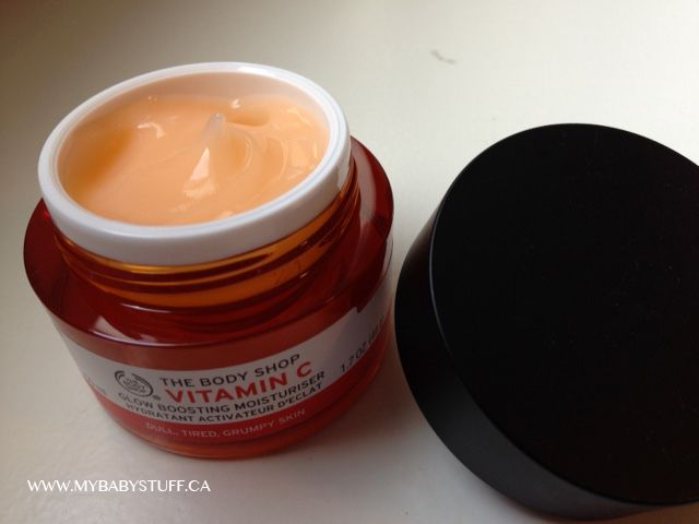 The Body Shop Vitamin C Moisturizer is a must have!