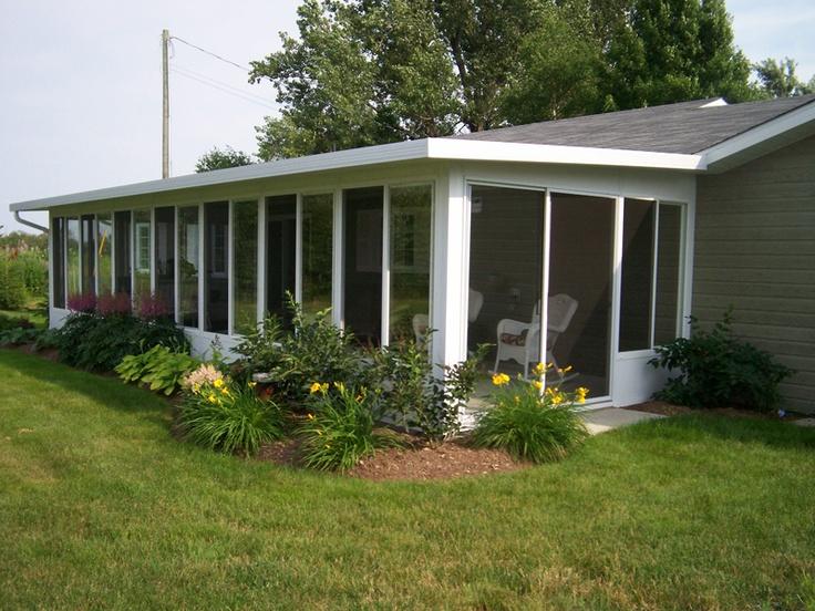 14 best porch images on pinterest enclosed decks enclosed front