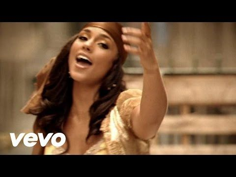 Alicia Keys - How Come You Don't Call Me - YouTube