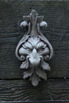 small greenman door knocker - no longer <u>ручки для молотков</u> available from Outdoors &amp; Garden - Etsy Home &amp; Living