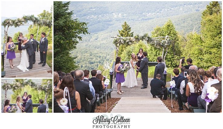 Colleen and Andrew | Wedding at Loon Mountain in Lincoln, New Hampshire