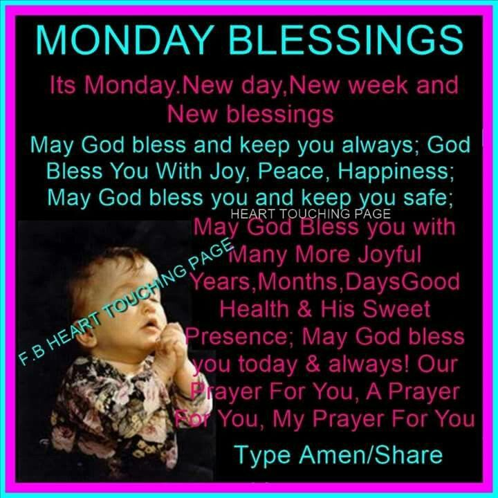 Monday Blessings  monday good morning monday quotes happy monday monday blessings good morning monday monday images monday blessings quotes monday blessing images