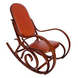 Liberty Thonet rocking chair the early twentieth century