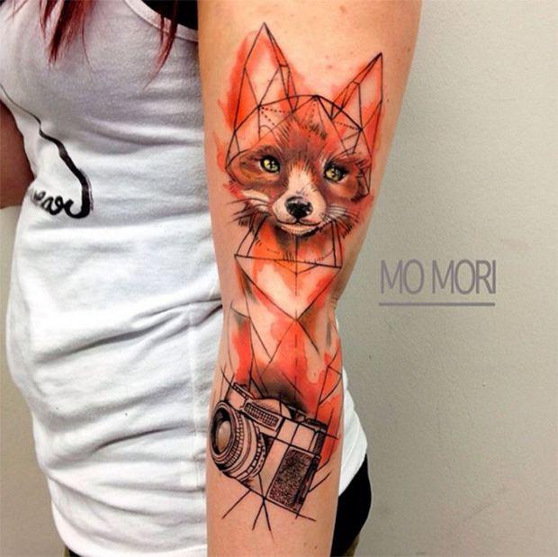 #tattoofriday - Mo Mori Tattoo;