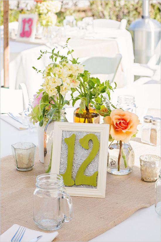 diy rustic table decor ideas
