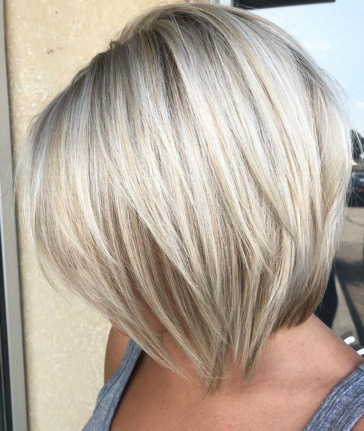 Long Bob Hairstyles Thin Fine Hair In 2020 Bob Hairstyles Haircuts For Thin Fine Hair Short Layered Bob Haircuts