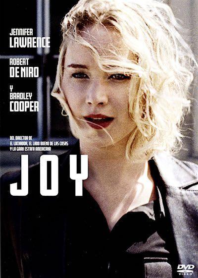 Joy [Enregistrament de vídeo] / dirigida por David O. Russell ; guión de David O. Russell