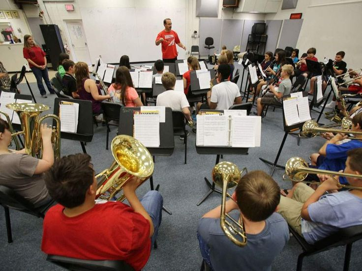 Educators Say High School Band Students Have Advantages in Several Ways