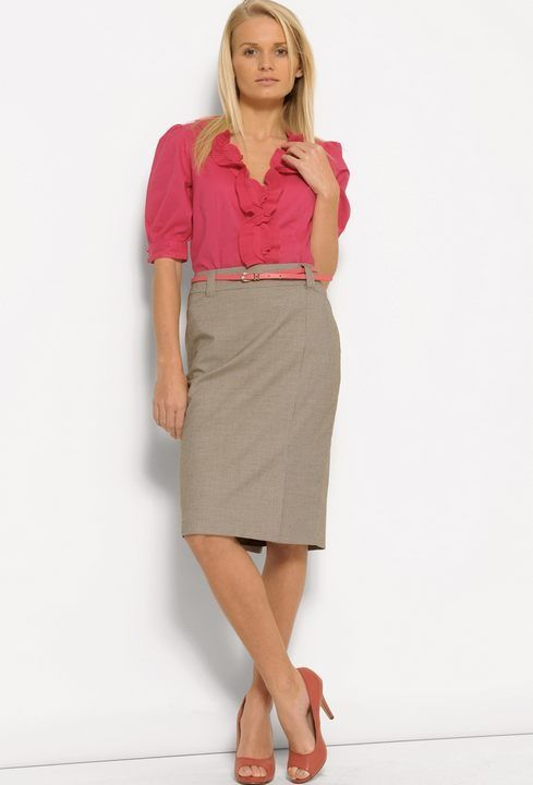 Casual Office Attire for Women | Business Casual Attire For Women Fun and Fashion Blog