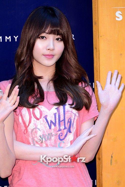 "[Photos] Girls Day's Sojin, Yura, Minah, Hyeri Attend TOMMY HILFIGER ""Surf Shack"" Collection   Oppa K-Pop"