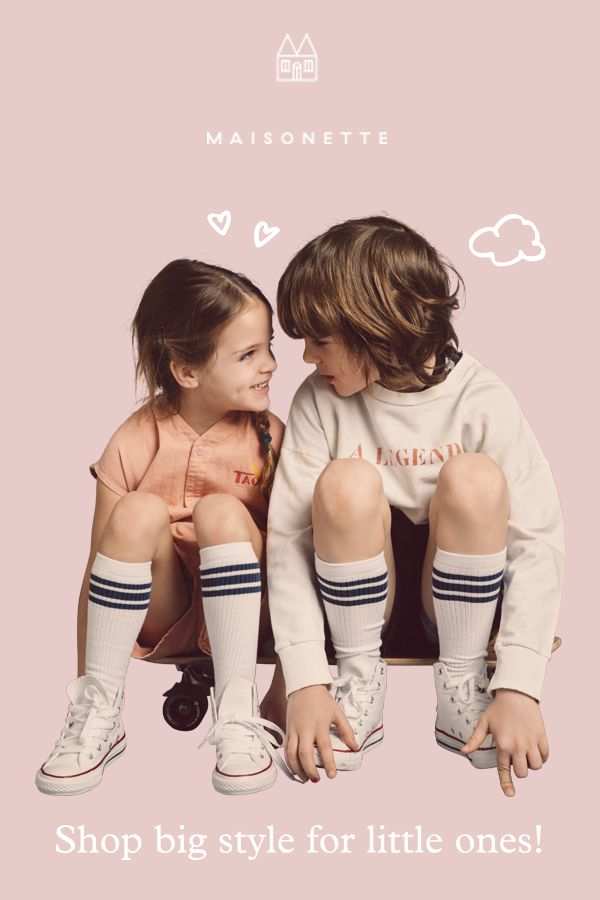 With Maisonette, shopping for your kids is as easy as learning your ABC's. Discover one-stop-shopping for stylish children here.