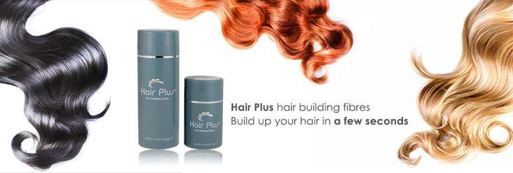 hair fibre, hair building fibre, hair loss solution --> www.hair-plus.co.uk