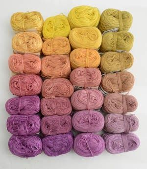 Workshop - One Pot Palette - Plant Fibres at Maiwa Textile Symposium in September in Vancouver BC. Wish I lived closer!