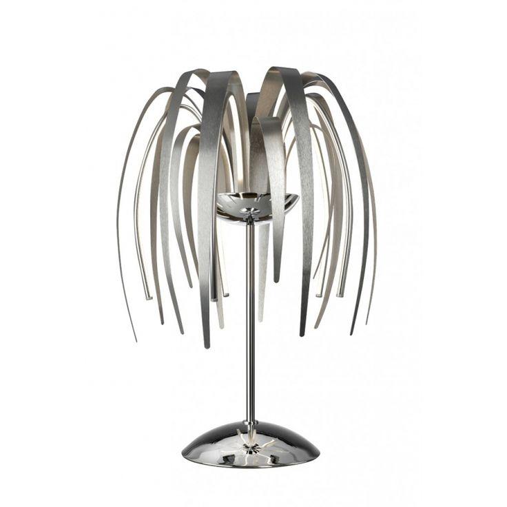 Sompex LED Tischleuchte Leave Led Tischlampe Designerleuchten