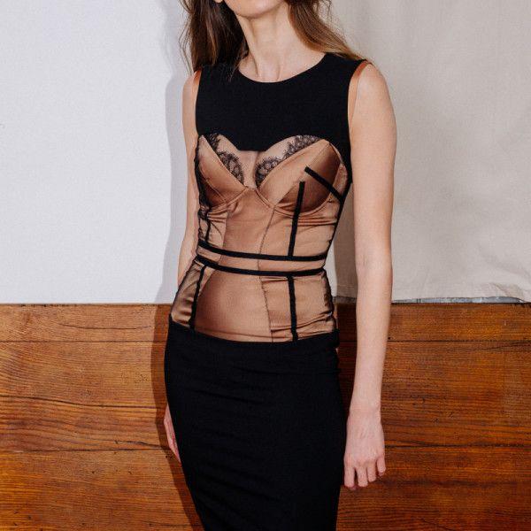 Invisible Dress | Genie Bodysuit
