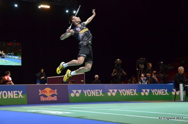 Lee Chong Wei one of the most amazing players ever