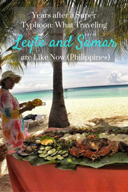 Here's what Leyte and Samar look like now... A guide to Leyte and Samar, Philippines