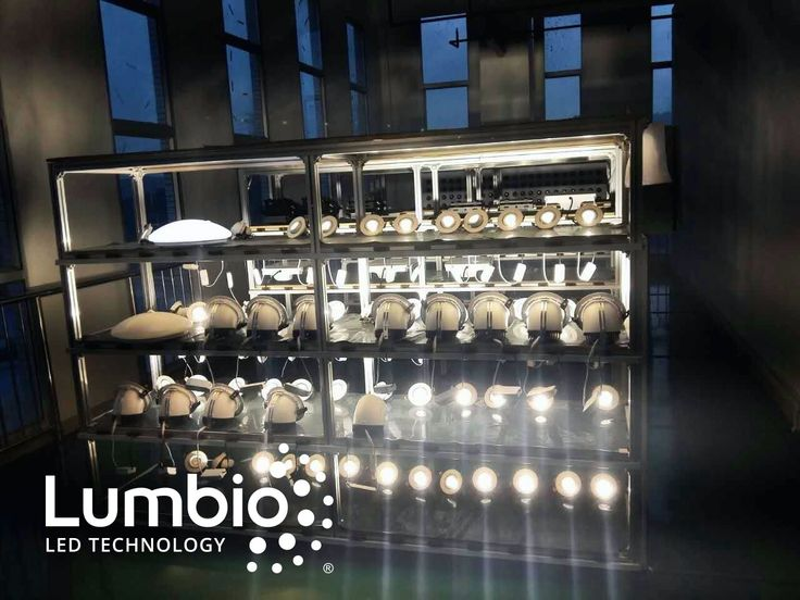 Have a look at LED Downlights and Ceiling lights Lumbio® lights already at the phase of testing.