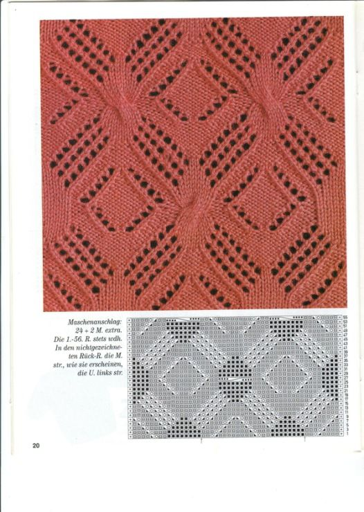 Diagrams Of Knitting Stitches : 1000+ images about knitt diagram on Pinterest Knitting patterns, Knitting s...
