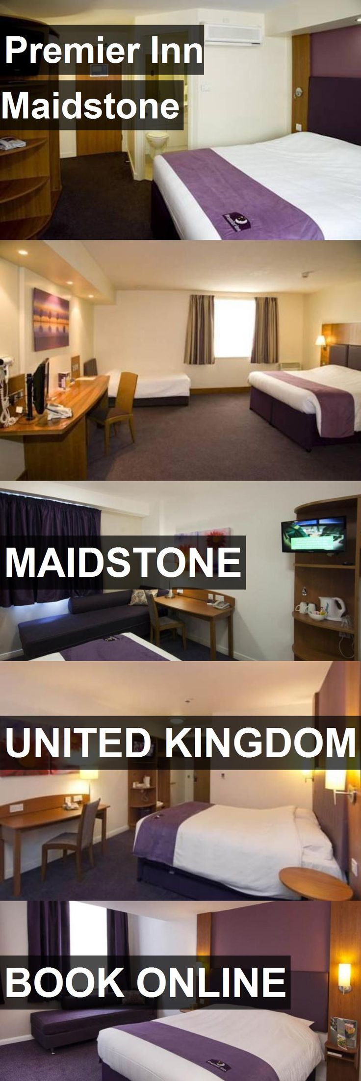 Hotel Premier Inn Maidstone in Maidstone, United Kingdom. For more information, photos, reviews and best prices please follow the link. #UnitedKingdom #Maidstone #hotel #travel #vacation