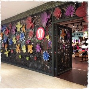 The beloved (and VERY Canadian) Lululemon shop. #EdmontonWestendContest