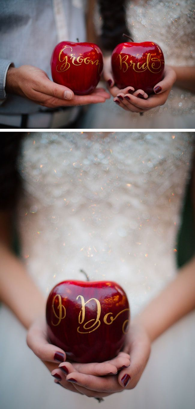 A Truly Enchanting Snow White Themed Styled Shoot                                                                                                                                                                                 More