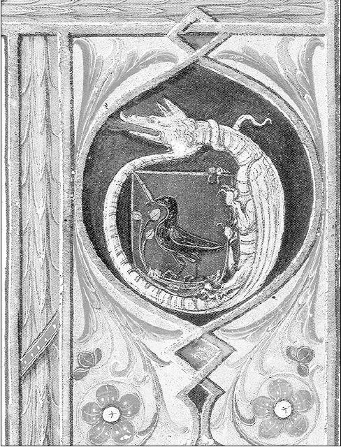 Mátyás király emblémái