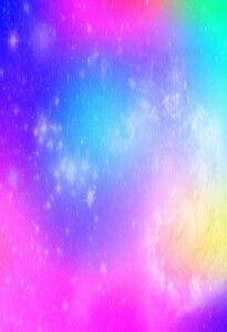Pastel Unicorn Galaxy Iphone Wallpaper Textured