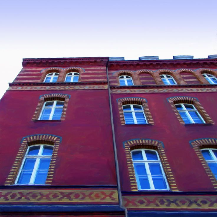 Gable 1-1, DAFP* mix acryl finish, 60 x 60 cm**, 2015. All pictures at: http://www.atelier-jhw.de/ Making-of: https://youtu.be/U27LsWo7h5I #art #artist #painting #Kunst #Künstler #Malerei #Westermann