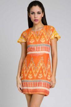 Kebaya Dress | dress Brokat | dhievine | Dress Batik | Dress Ikat