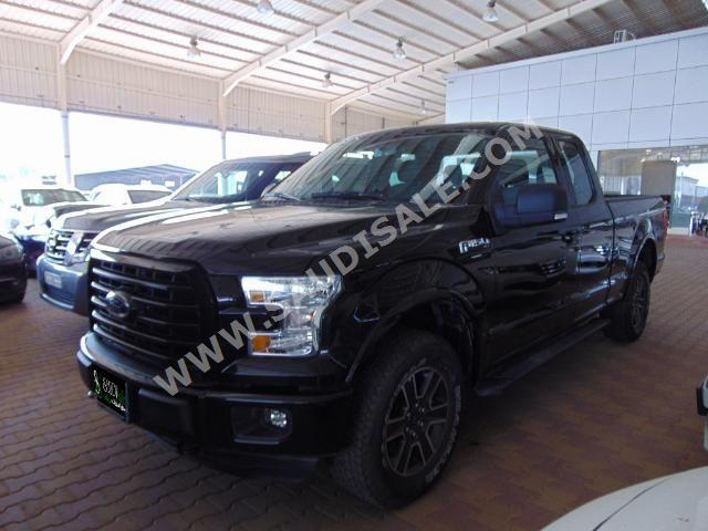 Ford F 150 ( Black / 2015 ) For Sale @ www.SaudiSale.com