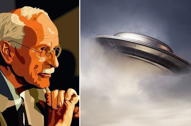 New CIA Document Reveals Carl Jung Accused The Air Force Of Withholding Information On UFOs | Stillness in the Storm