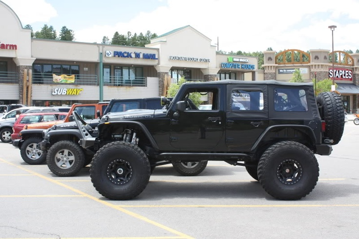 Full Front W Rear Half Doors That Would Be Awesome