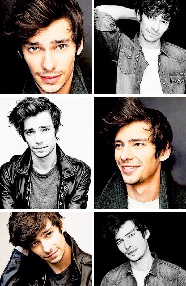 Devon Bostick obsession. Shh, don't tell him.