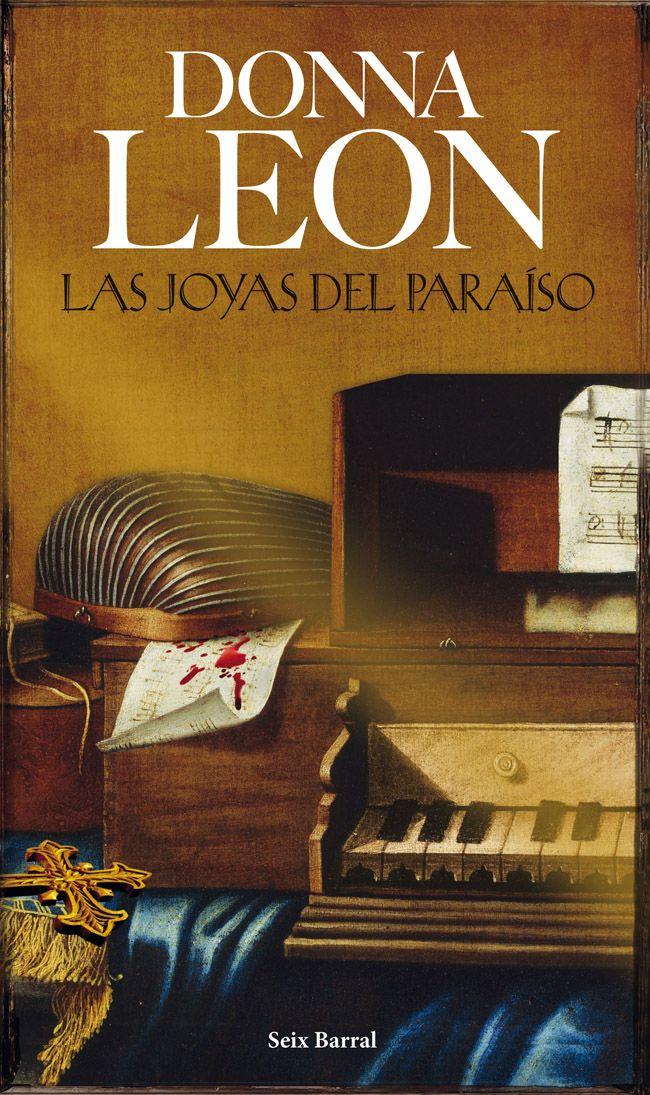 Un compositor olvidado, un crimen rodeado de misterio, dos artistas unidas en un proyecto sin precedentes: Cecilia Bartoli redescubre su música en Mission, Donna Leon novela la historia en Las joyas del Paraíso. http://www.imosver.com/es/libro/las-joyas-del-paraiso_9970012158
