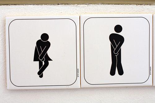 Pour ces dames: serrer les cuisses ou mettre un doigt. Pour ces messieurs: mettre un trombone ou faire un nœud.
