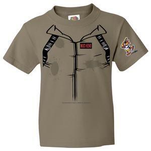 Toledo Mudhens Ghostbusters Night Jersey T-shirt