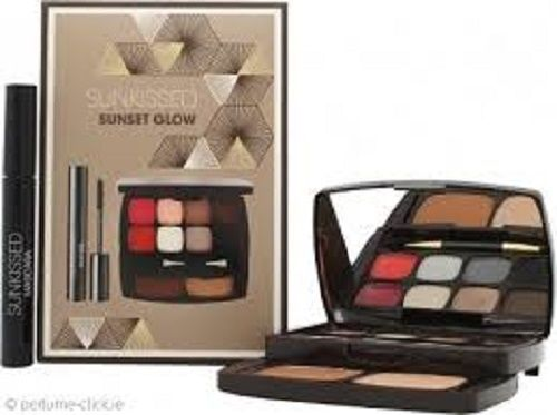 SUNKISSED SUNSET GLOW FACE MAKEUP GIFT SET #SUNKISSED