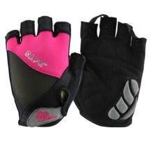 Wholesale Snail Short Mitten / Half Finger Cycling Glove / Bicycle Glove / Mountain Bike Glove ( Red)