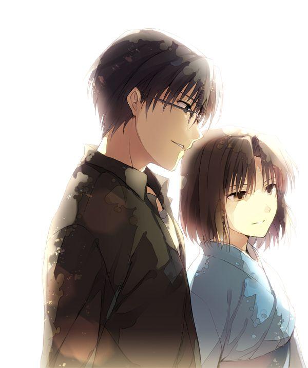 Tags: Anime, Fanart, TYPE-MOON, Kara no Kyoukai, Ryougi Shiki