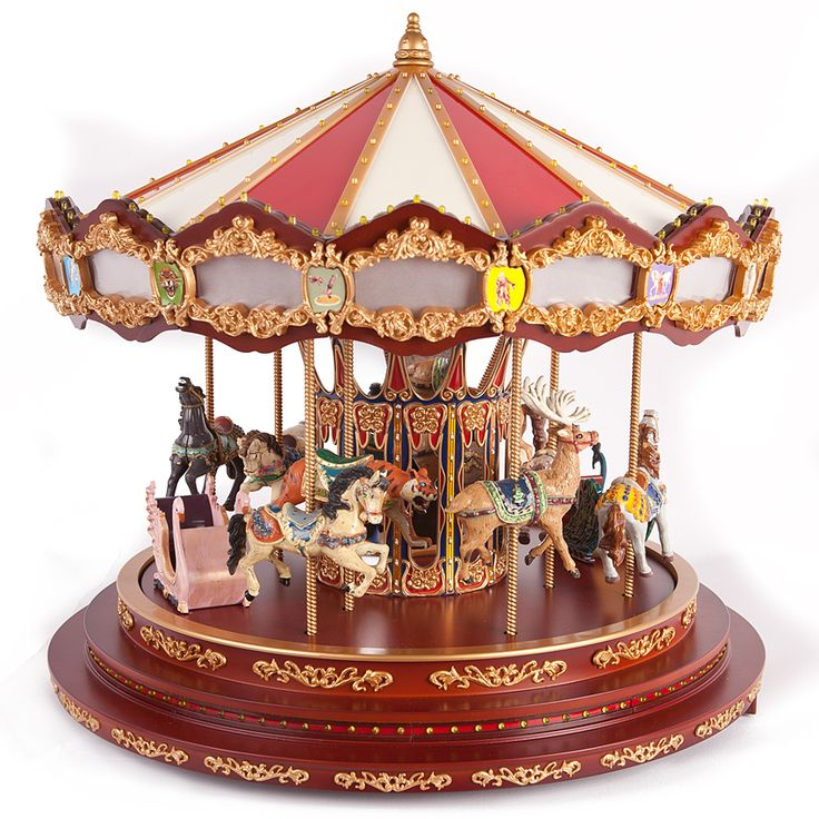 music boxes | ... innovative mechanical and musical decorations the music boxes feature