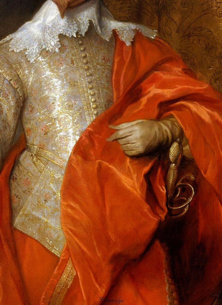 Антонис ван Дейк (Sir Anthony van Dyck , Роберт Рич (1587-1658), второй граф Ворвика