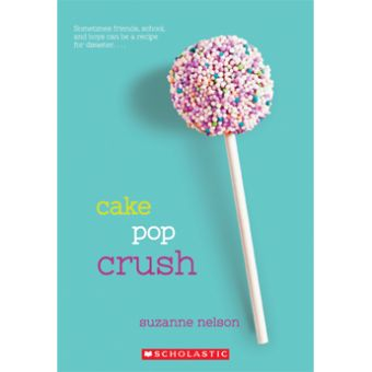 Cake Pop Crush, 236 pages, good for middle schoolers, but if you're  an advanced reader it won't take very long to read at all. Over all a very good book