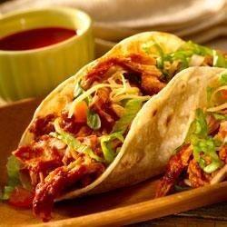 Shredded Chicken Tacos - Allrecipes.com