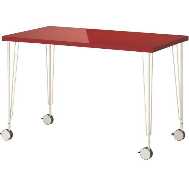 17 meilleures id es propos de roulette meuble sur - Petite table a roulette ...