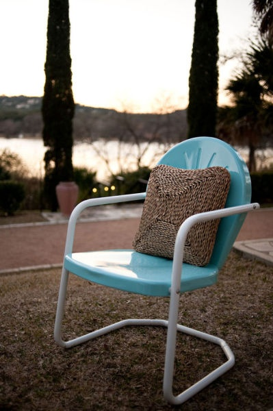 vintage patio chair