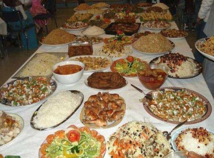 Dinner afghan food pinterest dinner for Afganistan cuisine